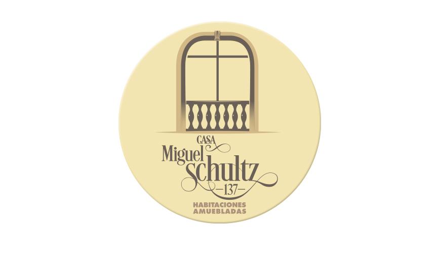 Logotipo Miguel Schultz
