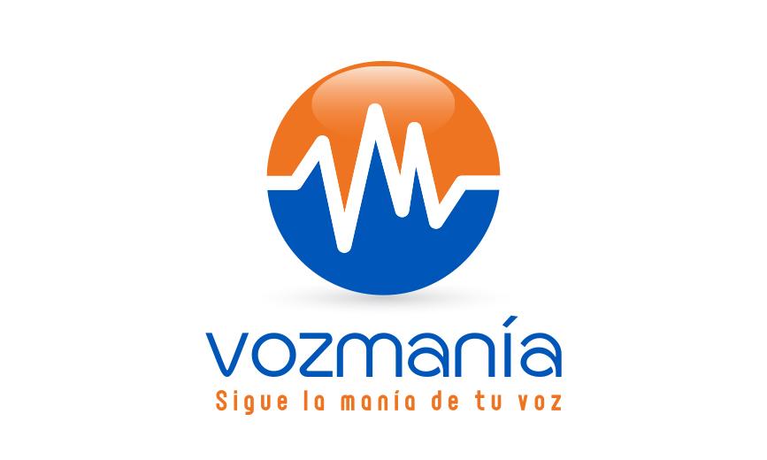 Logotipo Vozmania