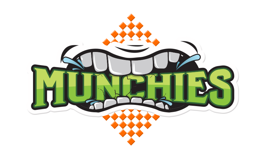 Logotipo Munchies