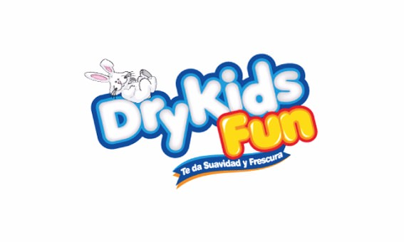 Logotipo DryKids Fun
