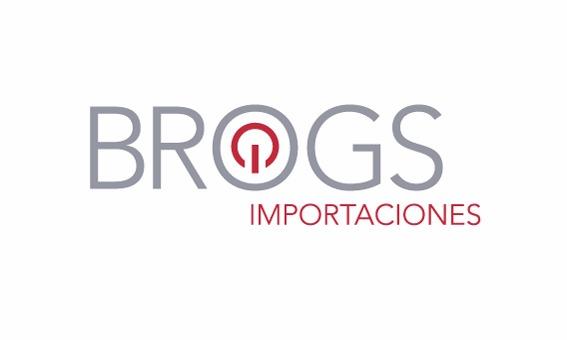 Logotipo Brogs Importaciones