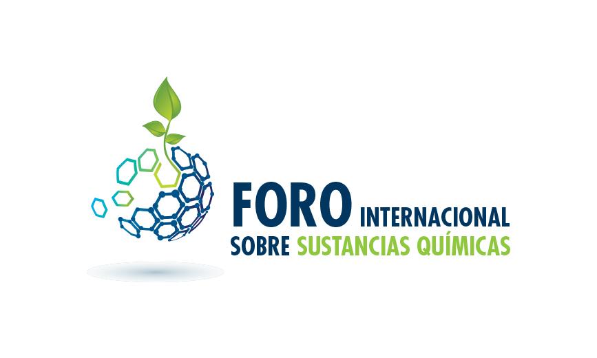 Logotipo Foro Internacional Sobre Sustancias Químicas