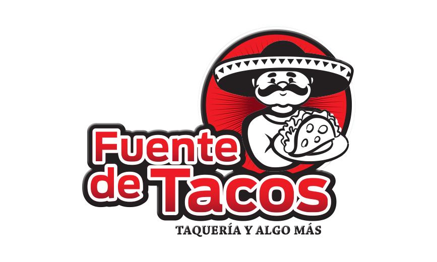 Logotipo Fuente de Tacos