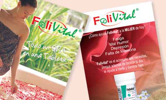 Flyer FoliVital