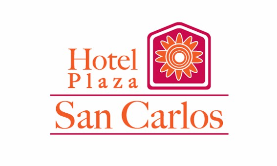 Logotipo Hotel Plaza San Carlos