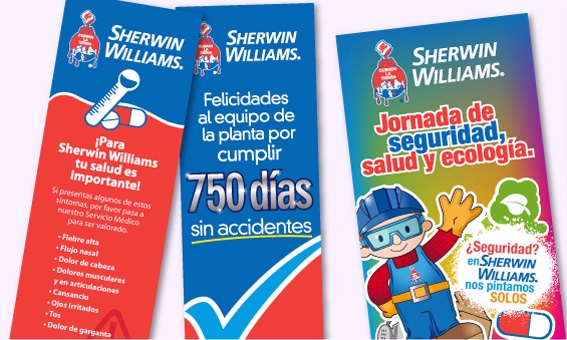 Poster Sherwin Williams