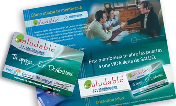 Membresia y Kit de Afiliación MediAccess